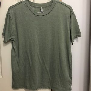 Z Supply Green Tee